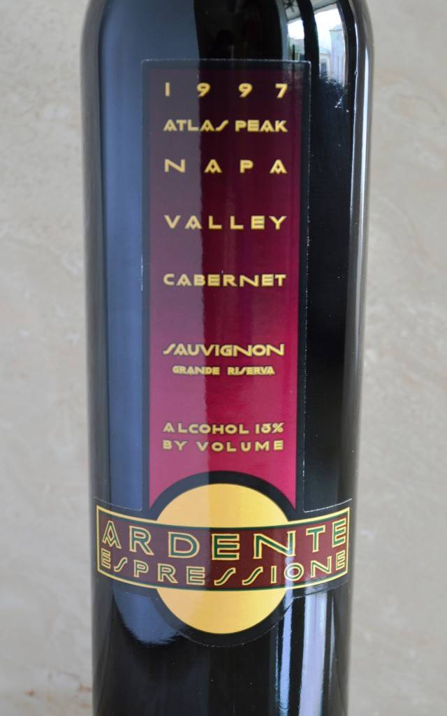 Ardente Cabernet Review