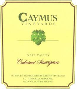 caymus napa valley at costco