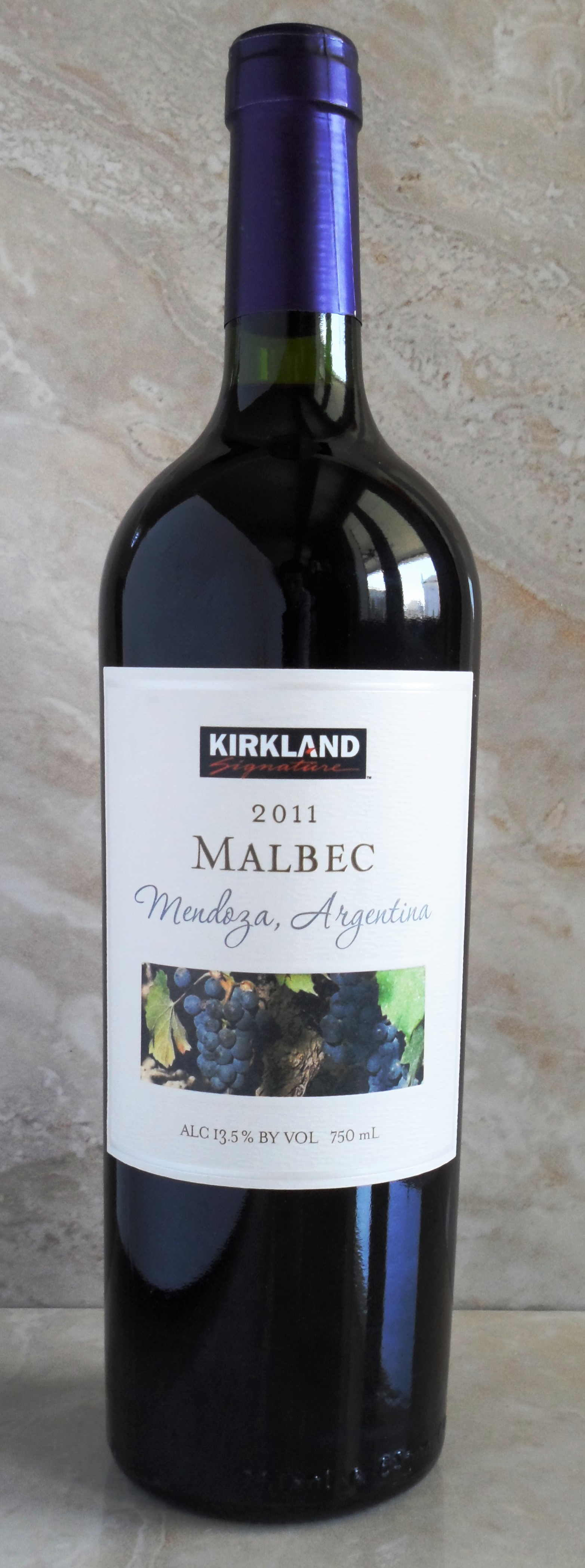 Costco Kirkland Signature Malbec Review