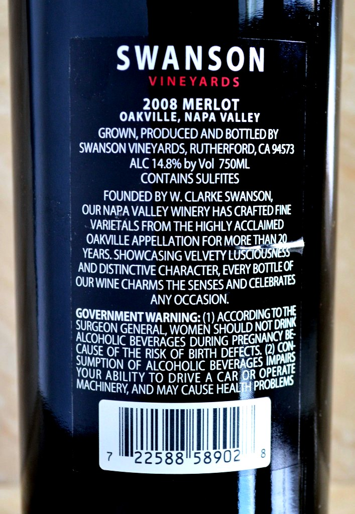Swanson-Oakville-Merlot-2008-Rear-Label-3