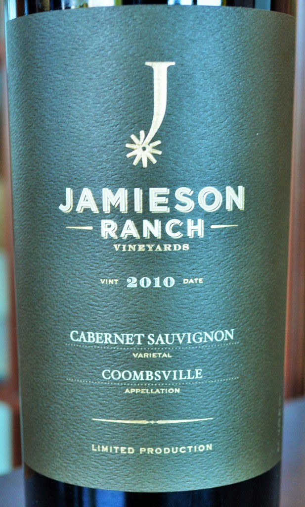Jamieson Ranch Coombsville Cabernet Sauvignon 2010