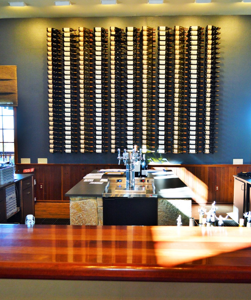 Jamieson Ranch Tasting Bar