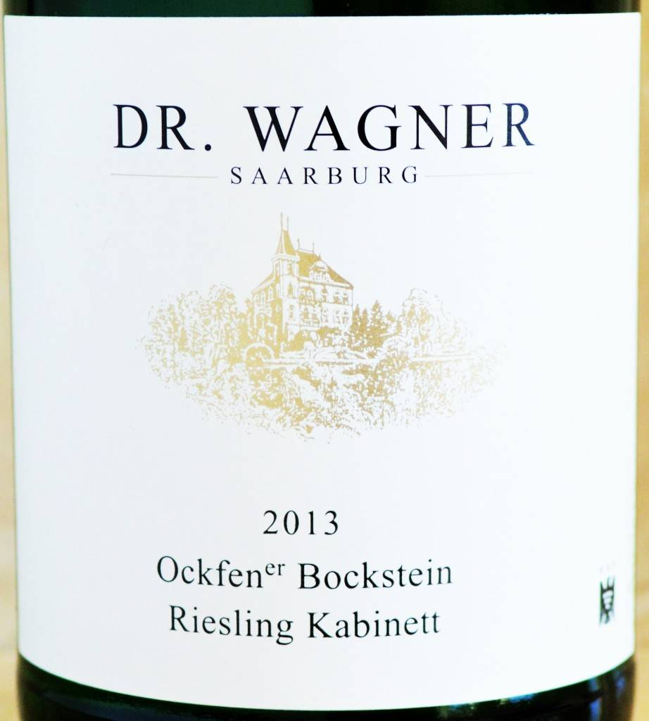 Dr. Wagner Riesling Review