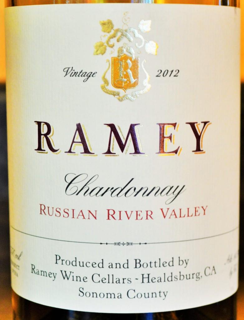 Ramey Russian River Chardonnay 2012