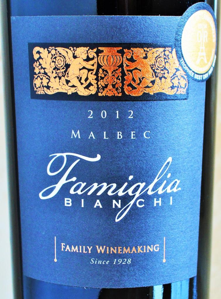 Famiglia Bianchi Malbec