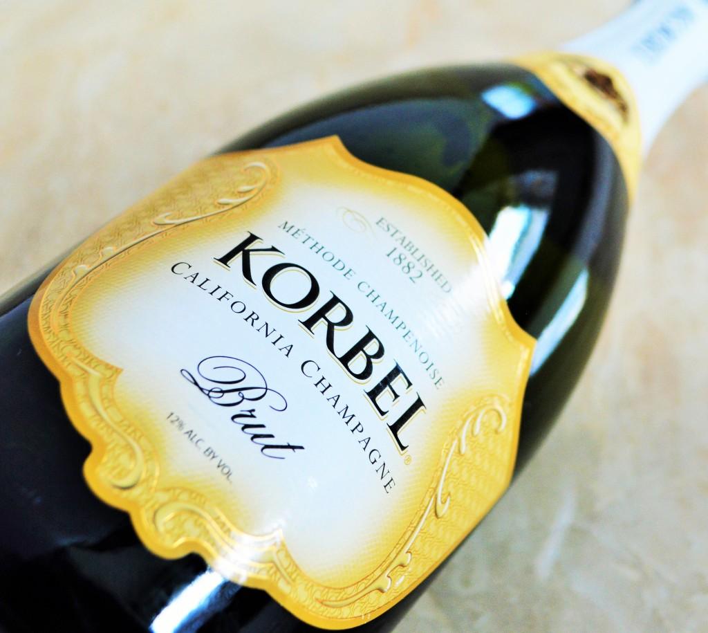 Korbel Champagne