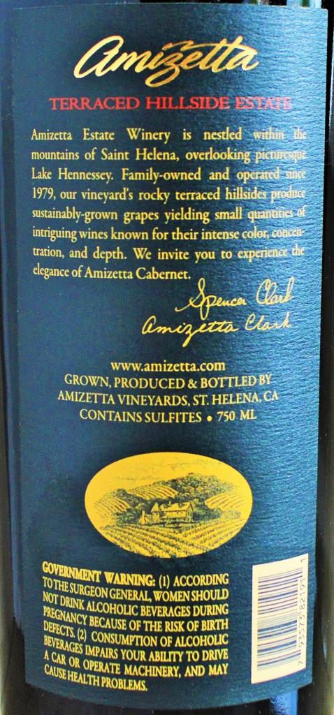 Amizetta Winery
