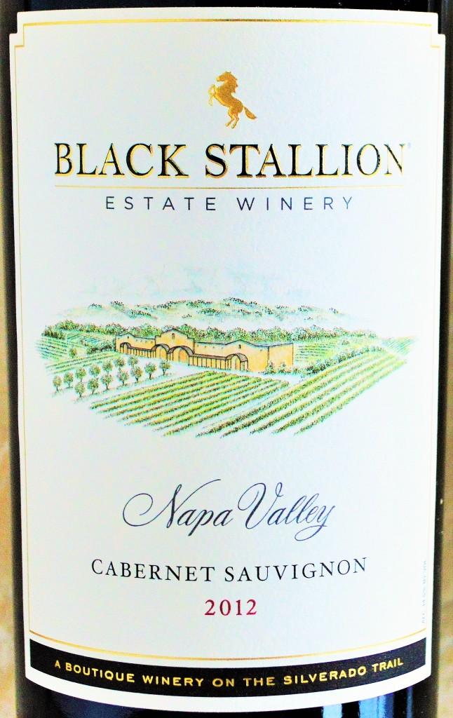 Black Stallion Cabernet