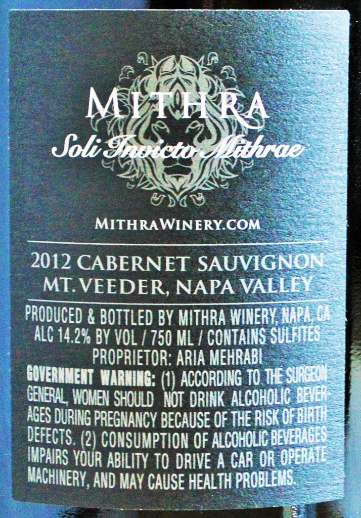 Mithra Wine