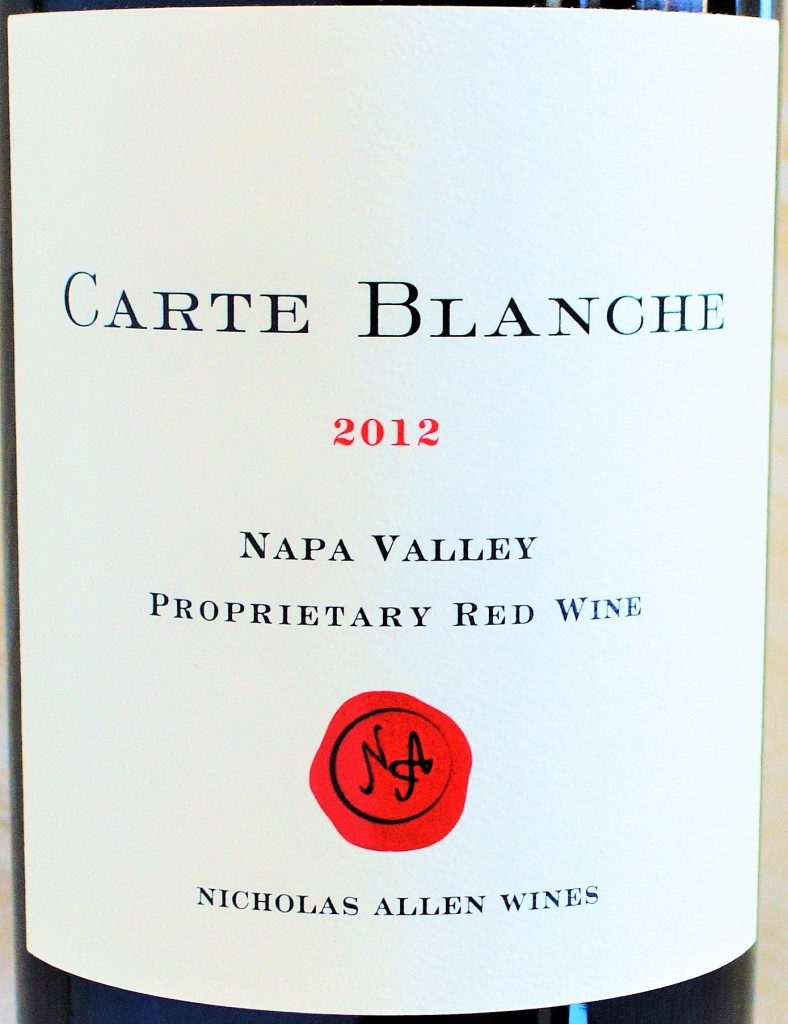 Carte Blanche Wines