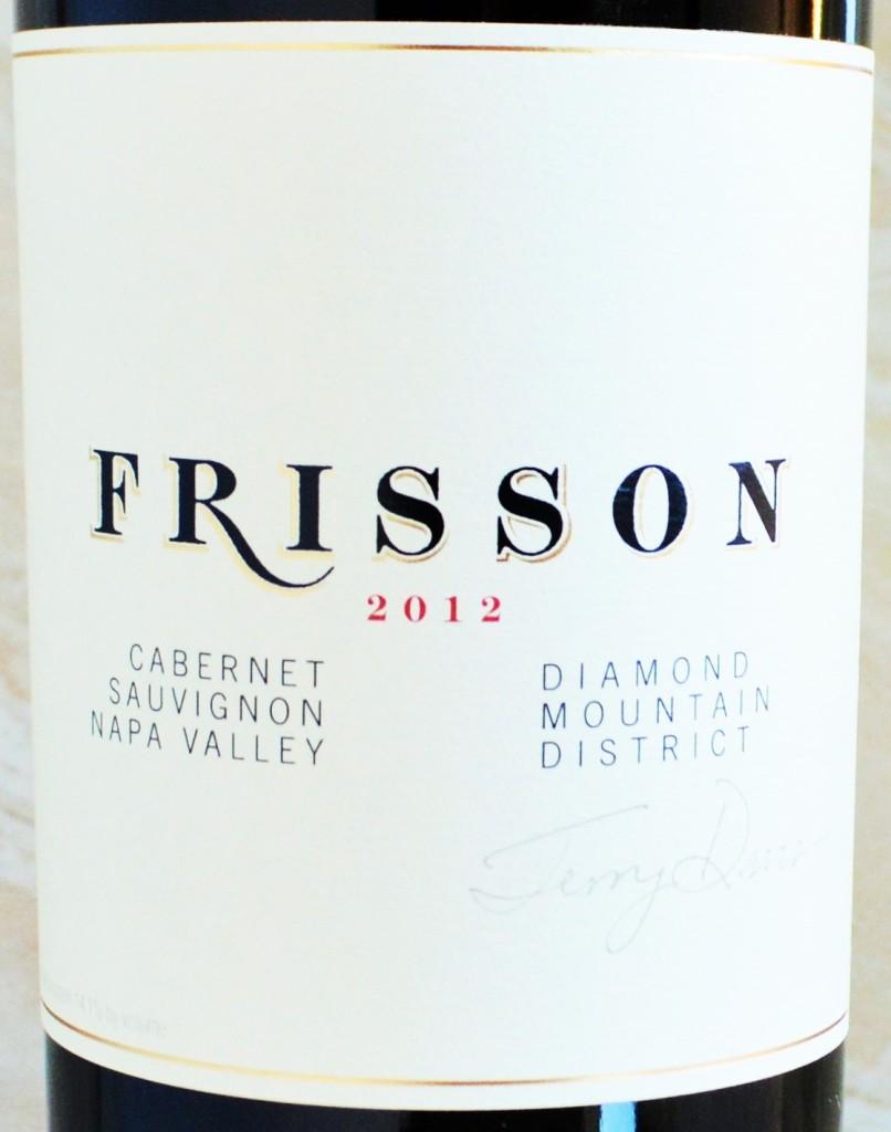 Frisson Cabernet