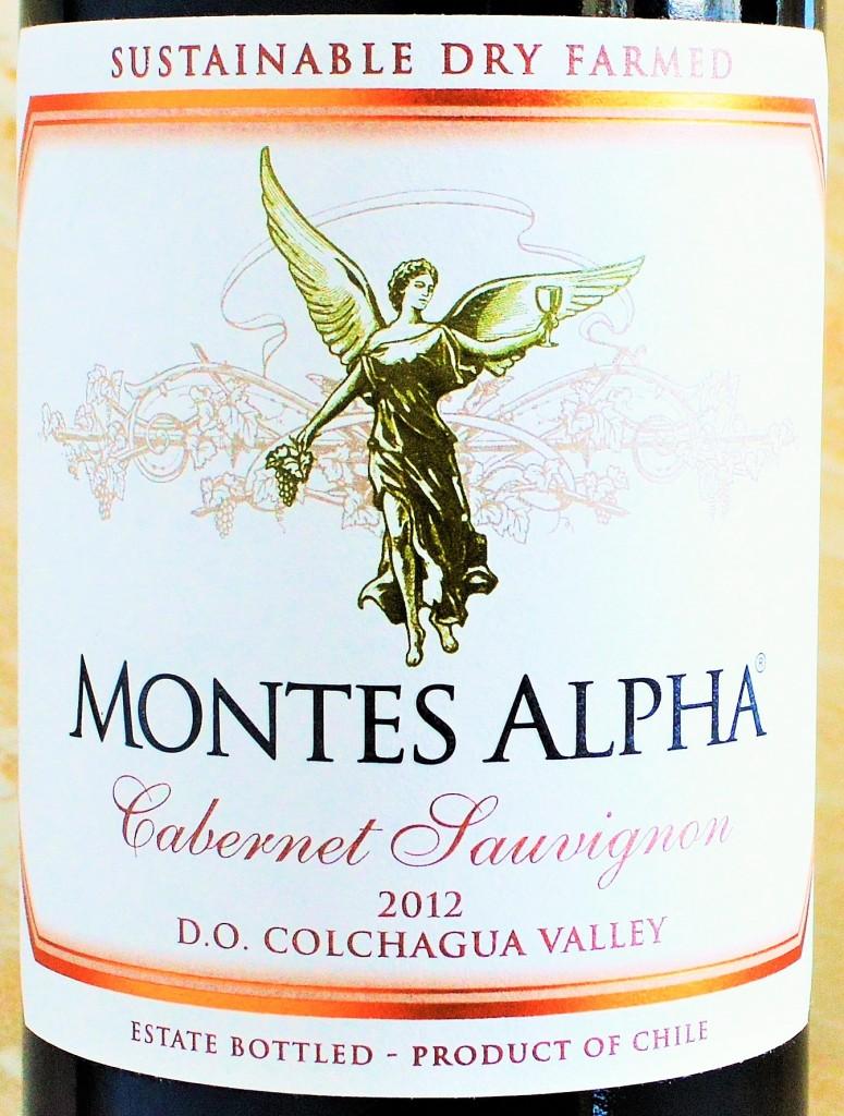 Montes Alpha Cabernet Sauvignon
