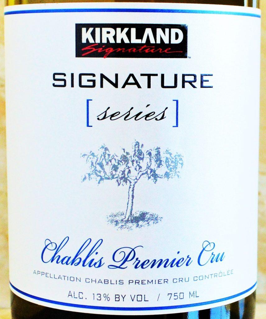 Kirkland Signature Chablis