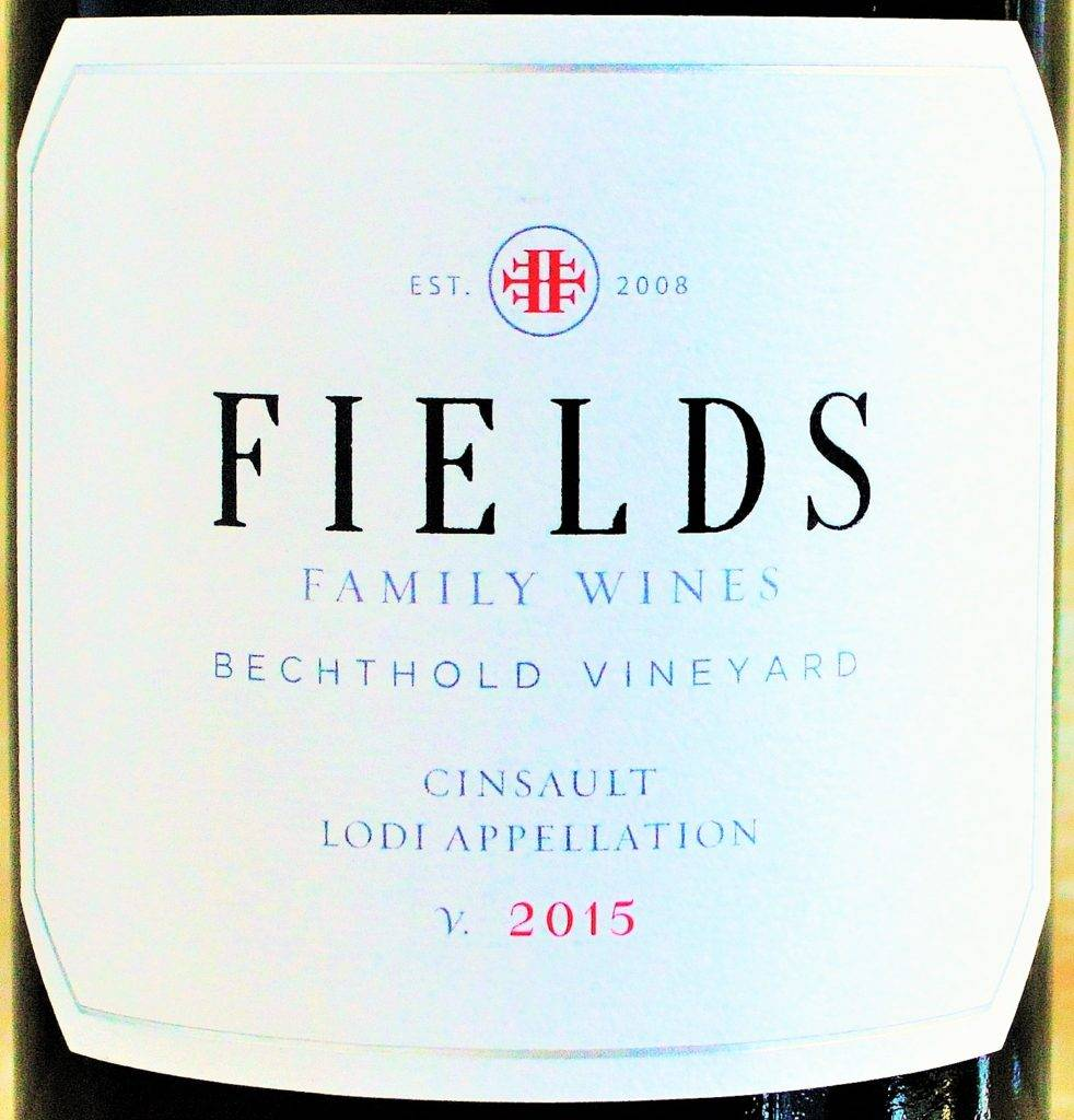 Fields Family Wines Cinsault