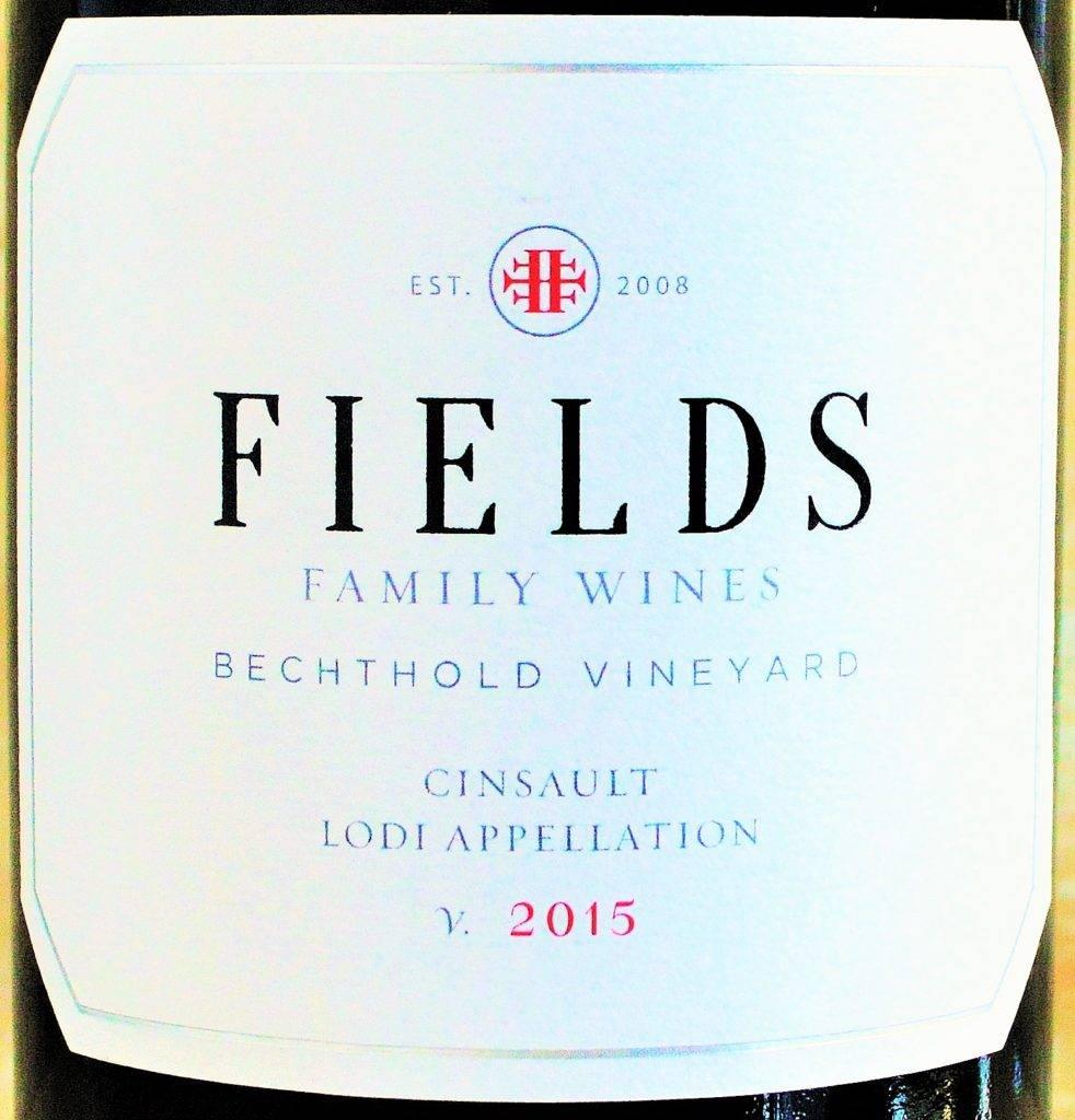 Fields Family Wines Cinsault