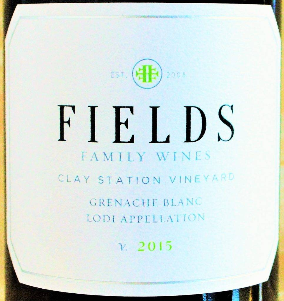 Fields Family Grenache Blanc
