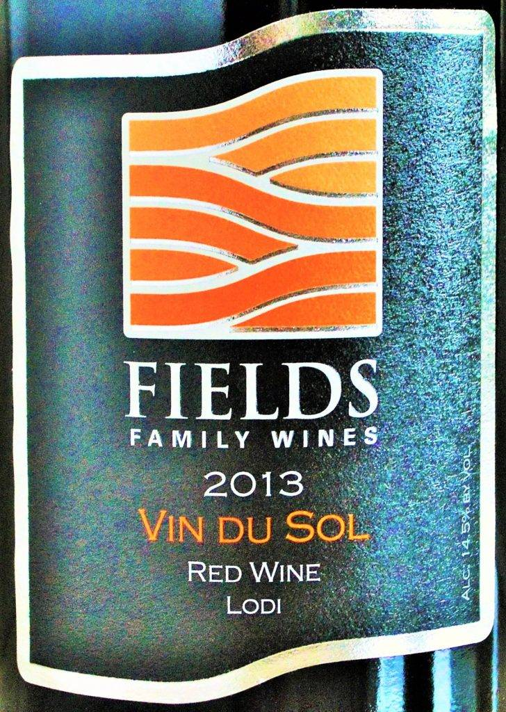 Fields Family Wines Vin du Sol 2013