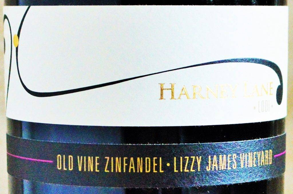Harney Lane Lizzy James Vineyard Old Vine Zinfandel