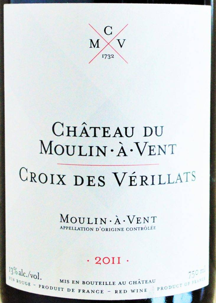 Chateau Moulin-a-Vent