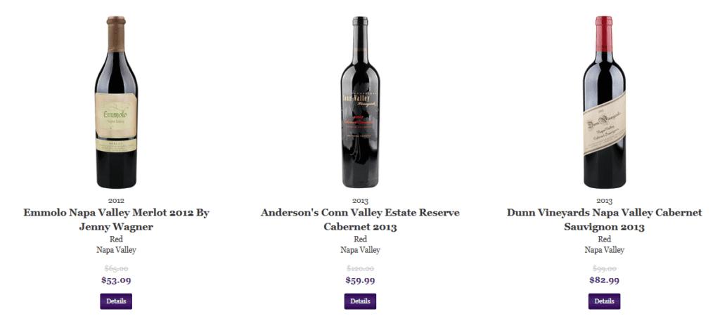 Wines 'Til Sold Out Bonus