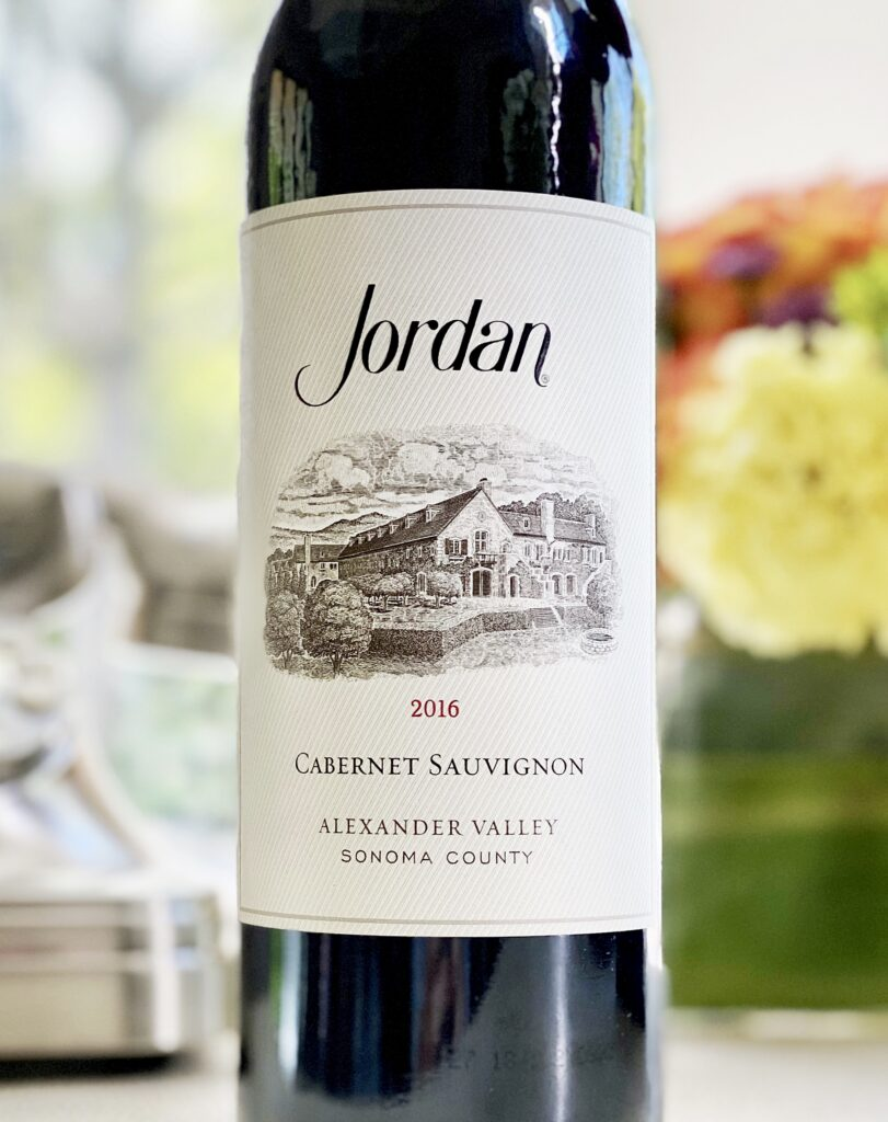 Jordan Cabernet Sauvignon 2016